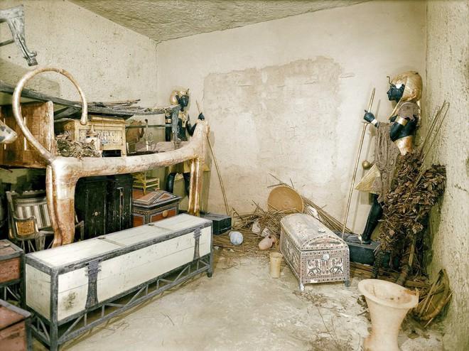 Nhà khảo cổ và phát hiện chấn động thế kỷ XX, mất 10 năm mới thống kê xong - Ảnh 11.