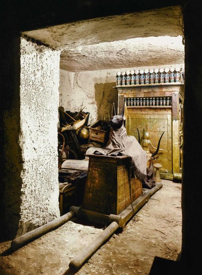 Nhà khảo cổ và phát hiện chấn động thế kỷ XX, mất 10 năm mới thống kê xong - Ảnh 26.