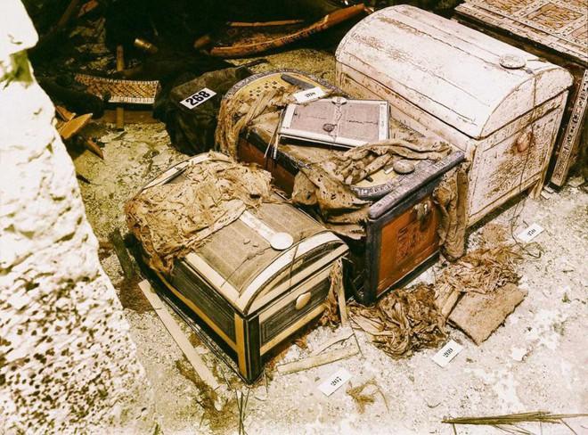Nhà khảo cổ và phát hiện chấn động thế kỷ XX, mất 10 năm mới thống kê xong - Ảnh 25.