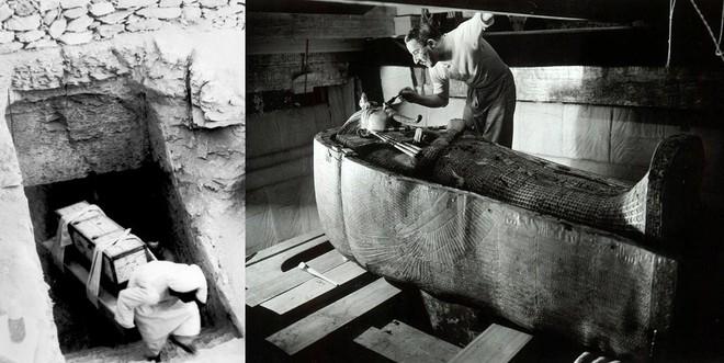 Nhà khảo cổ và phát hiện chấn động thế kỷ XX, mất 10 năm mới thống kê xong - Ảnh 6.