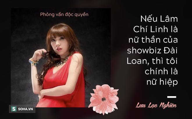 Biểu tượng sexy Đài Loan 8 lần bị gạ tình trả lời Báo VN: Tiết lộ độc quyền về Lâm Chí Linh, Lâm Tâm Như 3