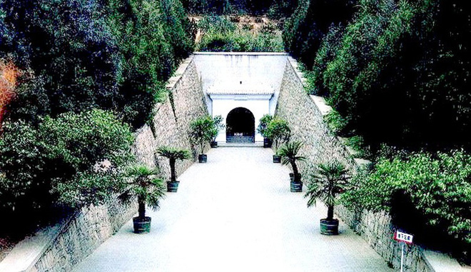 Ngôi mộ đế vương đáng sợ bậc nhất Trung Quốc, 1 chiếc quan tài đoạt 7 mạng người - Ảnh 4.
