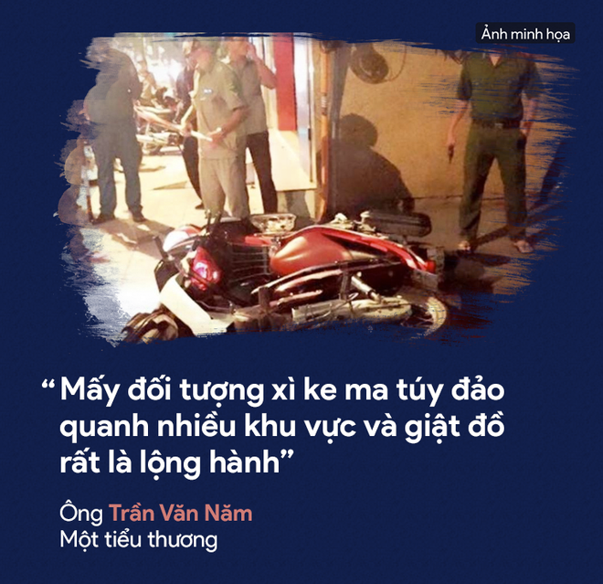 [PHOTO STORY] Dân thường, người bị nạn, du khách thảng thốt về nạn cướp giật ở Sài Gòn - Ảnh 7.