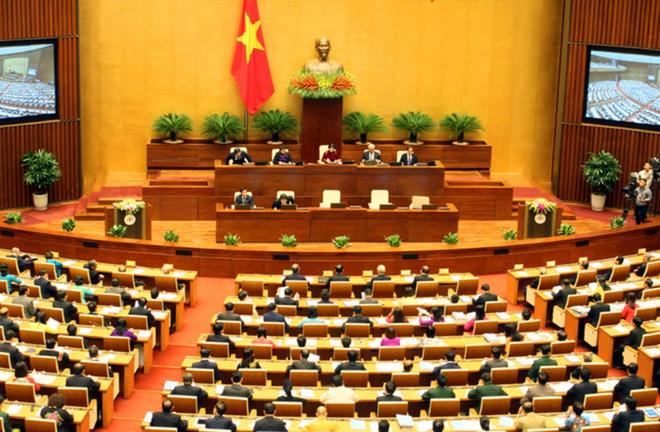 Tổng Thư ký Nguyễn Hạnh Phúc: Khuyết 9 đại biểu sau nửa nhiệm kỳ Quốc hội khóa 14 - Ảnh 3.
