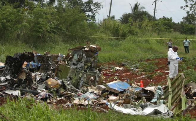 Vụ rơi máy bay Boeing 737: Cuba xác nhận 110 người thiệt mạng, đã tìm thấy hộp đen