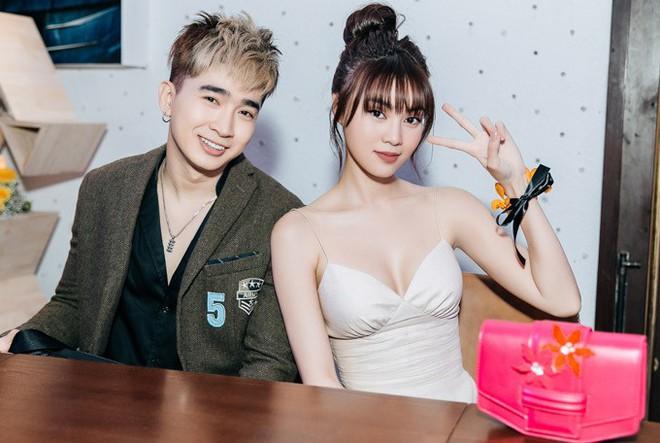 Trước khi tố Lan Ngọc phản bội, Minh Luân từng gửi lời chúc phúc cho bạn gái cũ với S.T - Ảnh 9.