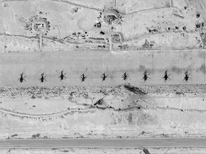 Chiến đấu cơ Nga ồ ạt tới căn cứ T4 Syria - Tự nộp mình trước hỏa lực Israel? - Ảnh 2.