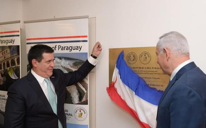 Vấn đề Jerusalem: Paraguay khai trương đại sứ quán ở Jerusalem