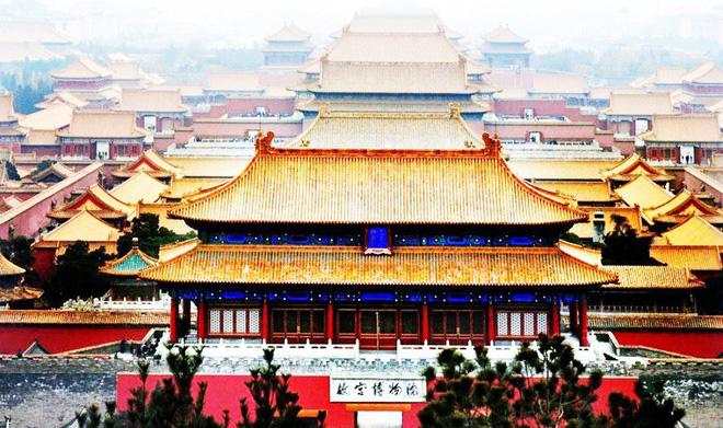Gấp gần 7 lần Tử Cấm Thành, đây mới là cung điện lớn nhất trong lịch sử Trung Quốc - Ảnh 4.
