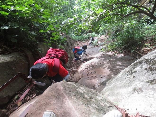 Trekking cung đường đẹp nhất Việt Nam Tà Năng - Phan Dũng: Bà mẹ trẻ kể lại giây phút đối mặt với cái chết 4