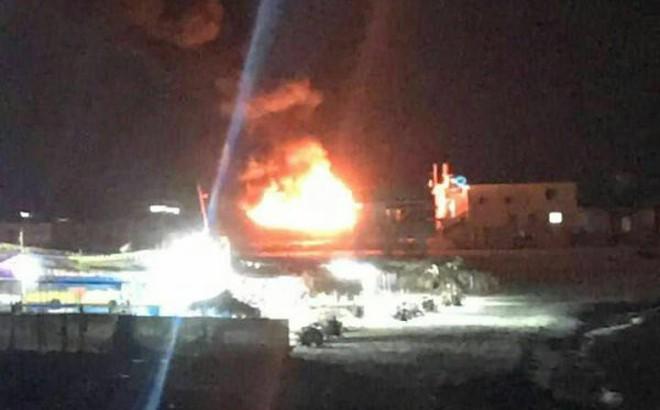 Mỹ-liên quân lại mở đợt tấn công mới vào Syria, phòng không của Damascus nín lặng?