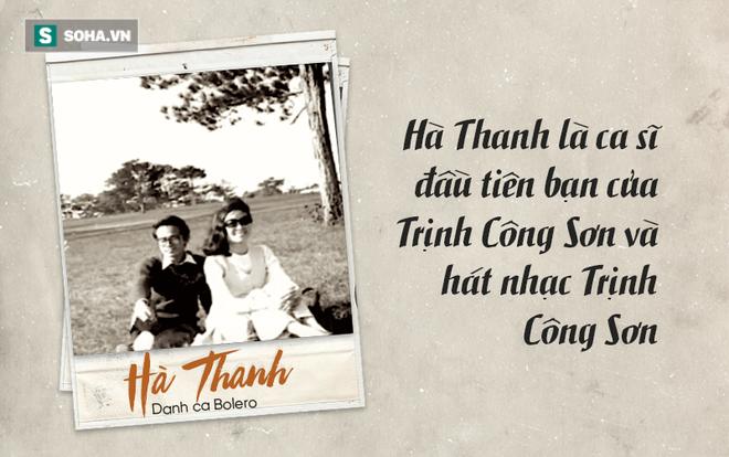 Hà Thanh: Mỹ nhân có giọng hát sang trọng bậc nhất, người bạn đầu tiên hát nhạc Trịnh Công Sơn (P1) - Ảnh 3.