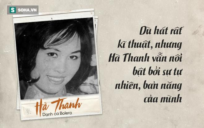 Hà Thanh: Mỹ nhân có giọng hát sang trọng bậc nhất, người bạn đầu tiên hát nhạc Trịnh Công Sơn (P1) - ảnh 1
