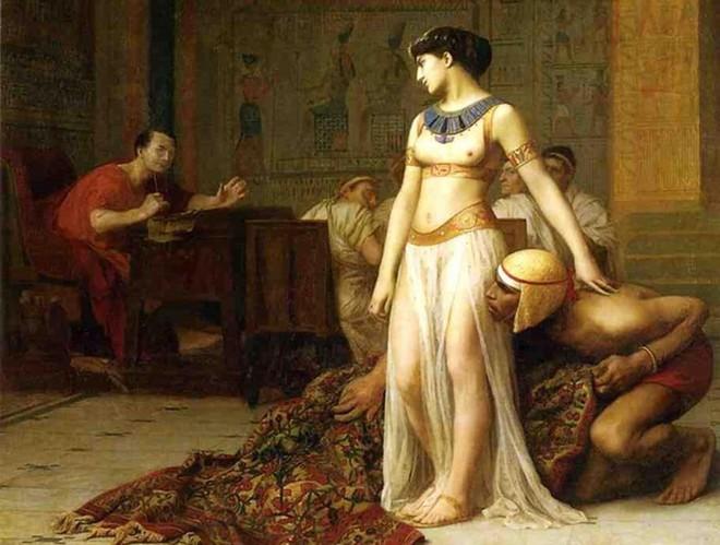 Những sự thật ít ai biết về Cleopatra - người phụ nữ quyền lực nhất Ai Cập cổ đại - Ảnh 4.