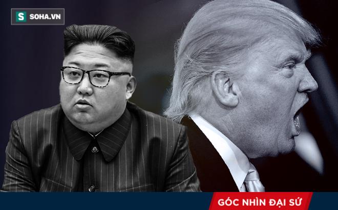 """Liên tục rơi vào bẫy việt vị của Triều Tiên, Tổng thống Trump """"quay như chong chóng"""""""