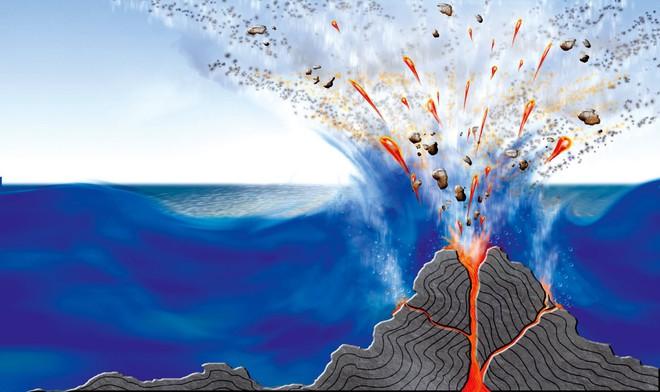Nước dập được lửa vậy mà tại sao vẫn có núi lửa phun trào dưới lòng đại dương? - Ảnh 3.
