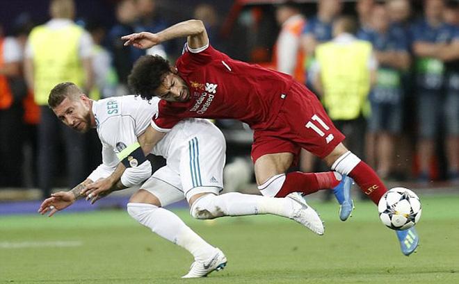 Trả đũa, Ramos nói lời cay đắng với Klopp