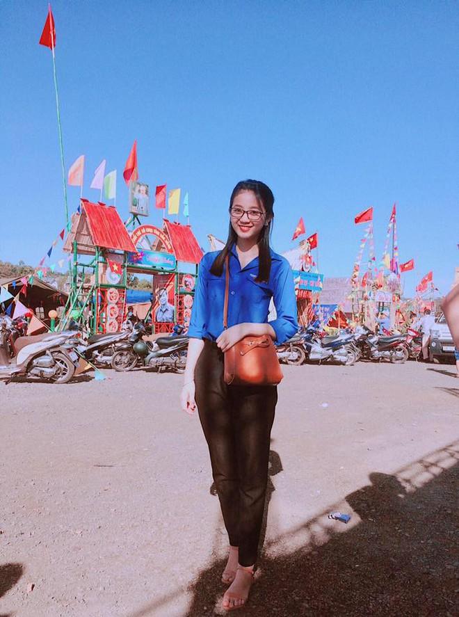 Nữ sinh Đắk Nông bất ngờ nổi trên MXH: Tăng 5.000 follow rồi bất thình lình bị khóa Facebook - Ảnh 6.