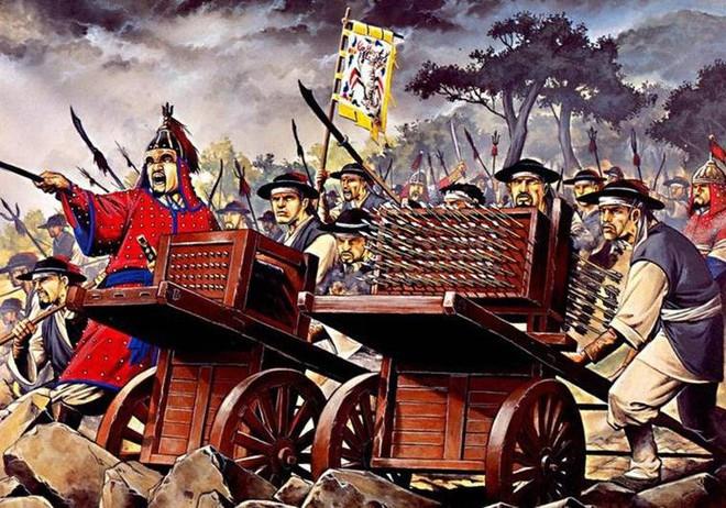 5 siêu vũ khí uy lực thời cổ đại: Cái số 2 cần tới 3.400 người để di chuyển - Ảnh 2.