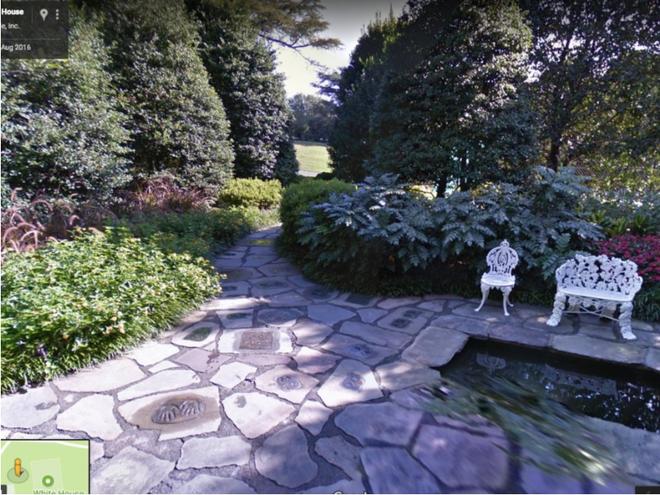 Những hình ảnh bên trong khu vườn bí mật của Nhà Trắng - ảnh 7