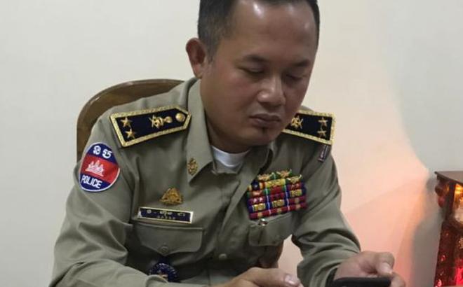 """Nổ 10 phát súng, cháu trai ông Hun Sen bị kết án 18 tháng tù sau vài giờ xét xử """"thần tốc"""""""