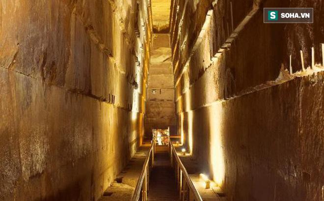 Thâm nhập đại kim tự tháp Ai Cập: Giải mã những bí ẩn ngàn năm của ...