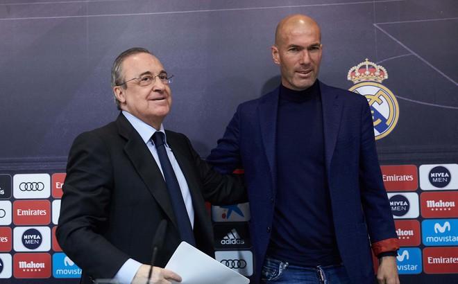 Ai thắng, ai thua khi Zidane rời ghế HLV trưởng Real Madrid?