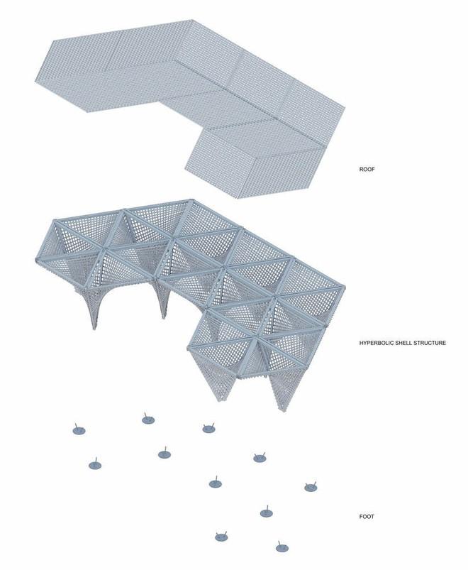 Dự án của KTS Võ Trọng Nghĩa tại Ý được tạp chí nước ngoài ngợi ca - Ảnh 7.