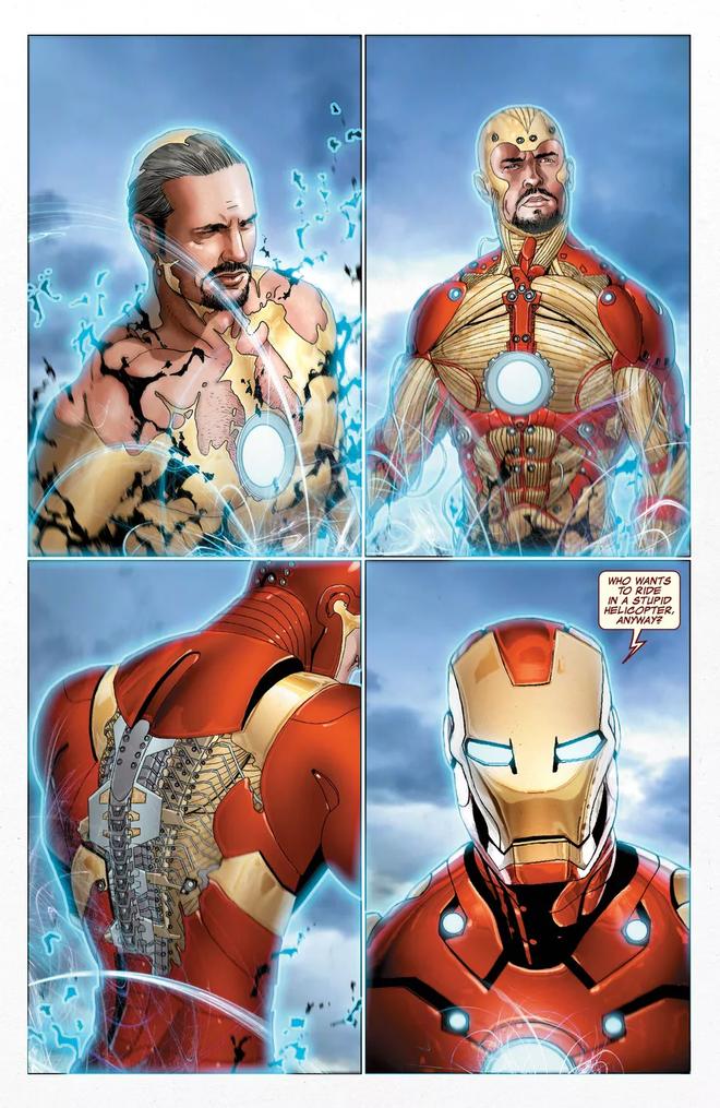Lý giải về công nghệ bộ giáp Iron Man lấy da bọc xương thần thánh trong Avengers: Infinity War - Ảnh 4.