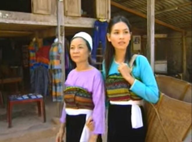 Trái ngược với Nguyệt Phía trước là bầu trời, Hà Hương còn có 1 vai diễn để đời khác - Ảnh 4.