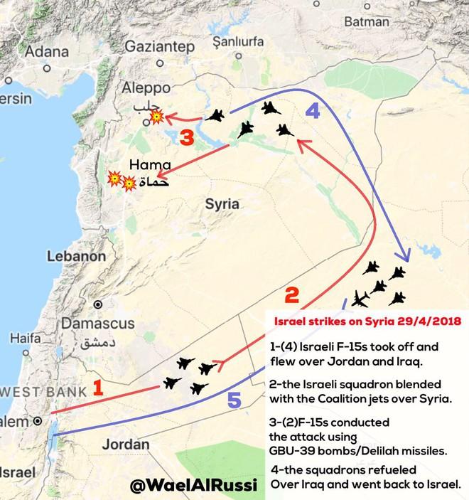 Israel luôn vượt mặt Nga ở Syria: Chiến thuật tinh ranh - Giỏi mấy cũng bị bất ngờ - Ảnh 3.