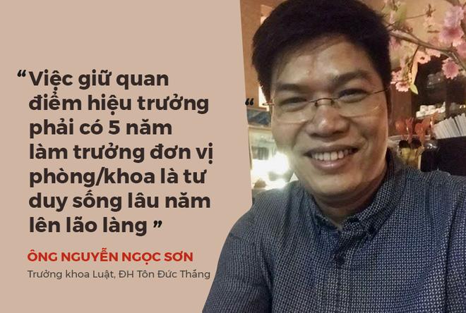 8 phát ngôn quanh việc giáo sư quần đùi Trương Nguyện Thành rời ĐH Hoa Sen về Mỹ - Ảnh 6.