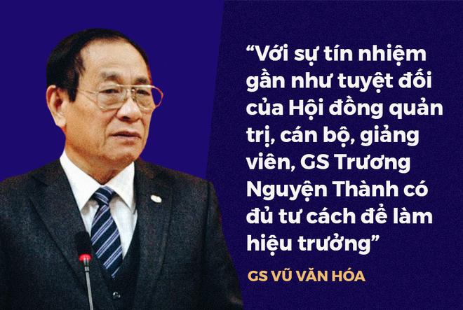 8 phát ngôn quanh việc giáo sư quần đùi Trương Nguyện Thành rời ĐH Hoa Sen về Mỹ - Ảnh 1.