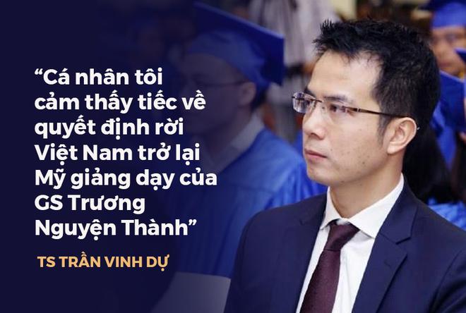8 phát ngôn quanh việc giáo sư quần đùi Trương Nguyện Thành rời ĐH Hoa Sen về Mỹ - Ảnh 7.