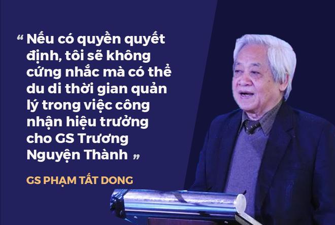 8 phát ngôn quanh việc giáo sư quần đùi Trương Nguyện Thành rời ĐH Hoa Sen về Mỹ - Ảnh 2.