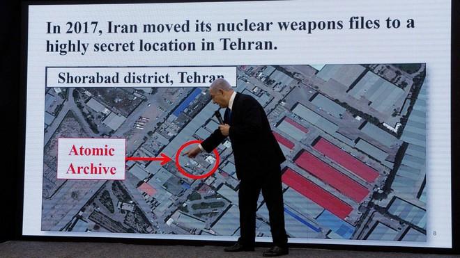 Vụ đánh cắp táo bạo nhất lịch sử tình báo: Israel ra tay trong 1 đêm, Iran nhiều tháng không biết - Ảnh 1.