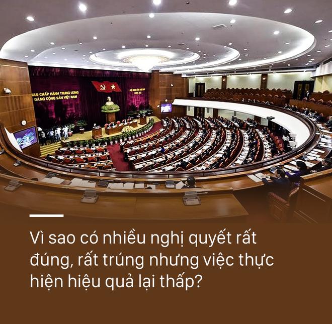Tổng Bí thư Nguyễn Phú Trọng: Vì sao quy trình thì đúng nhưng bố trí con người cụ thể lại sai?  - Ảnh 4.