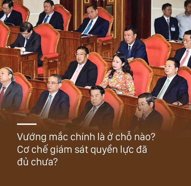 Tổng Bí thư Nguyễn Phú Trọng: Vì sao quy trình thì đúng nhưng bố trí con người cụ thể lại sai?  - Ảnh 6.