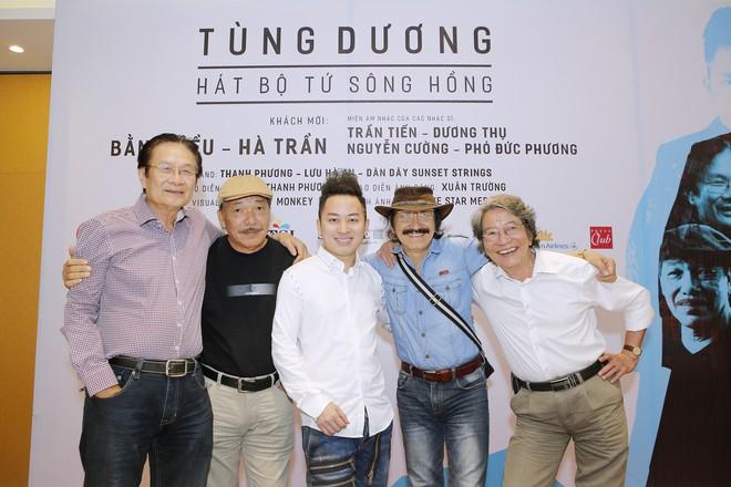 Dương Thụ: Tôi rất buồn khi các ca sĩ ngày nay cứ chạy theo nhạc xưa, giờ là Bolero - Ảnh 1.