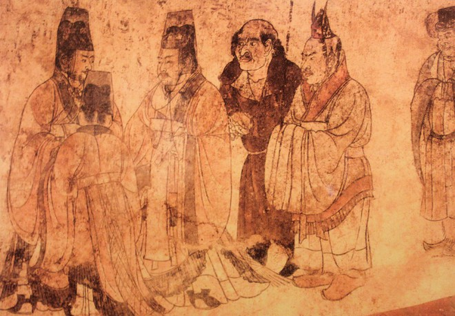 Vô tự bia: Bí ẩn khó lý giải của nữ hoàng đế Võ Tắc Thiên - Ảnh 7.