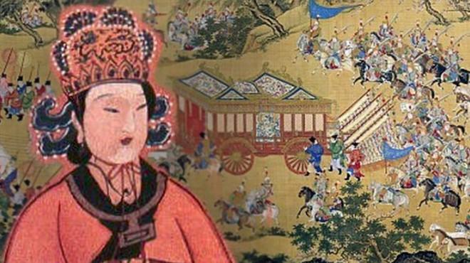 Vô tự bia: Bí ẩn khó lý giải của nữ hoàng đế Võ Tắc Thiên - Ảnh 2.