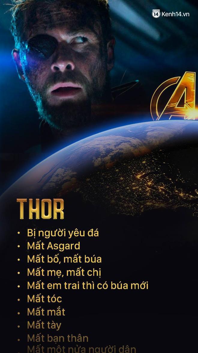 10 năm, 1 cuộc chiến vô cực, giờ đây các siêu anh hùng trong Avengers còn lại gì? - Ảnh 19.