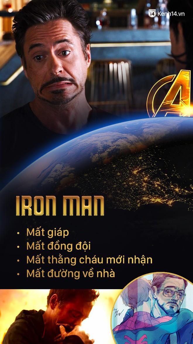 10 năm, 1 cuộc chiến vô cực, giờ đây các siêu anh hùng trong Avengers còn lại gì? - Ảnh 20.