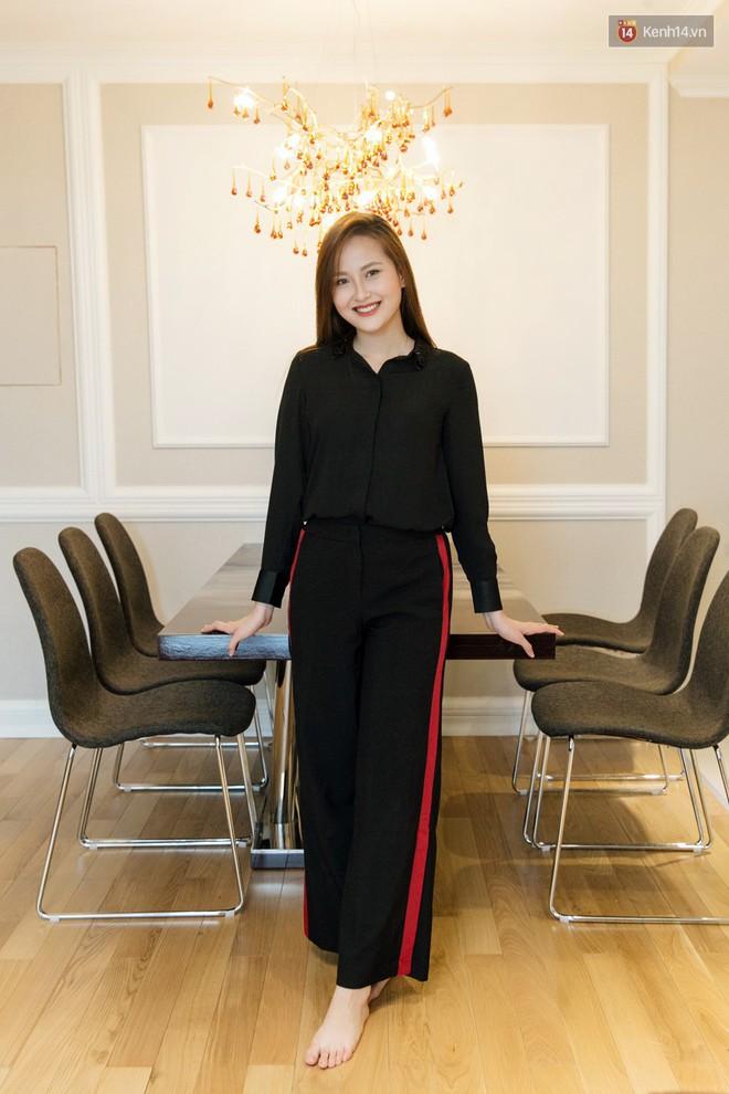 Đăng quang Hoa hậu Hoàn cầu 2017 chưa đầy 1 năm, Khánh Ngân đã tậu được nhà cả chục tỷ đồng - Ảnh 4.