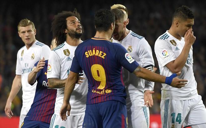 Nếu Real Madrid vỗ tay, Camp Nou đã không thành võ đài