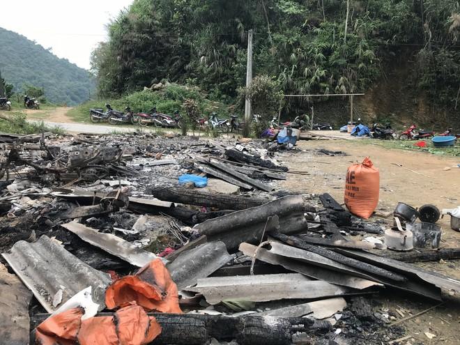 Hiện trường vụ thảm án hiếp dâm bất thành, sát hại 4 người ở Cao Bằng - Ảnh 4.