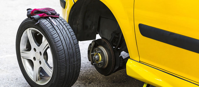 Tại sao lốp xe dự phòng luôn nhỏ hơn lốp chính? - Ảnh 1.