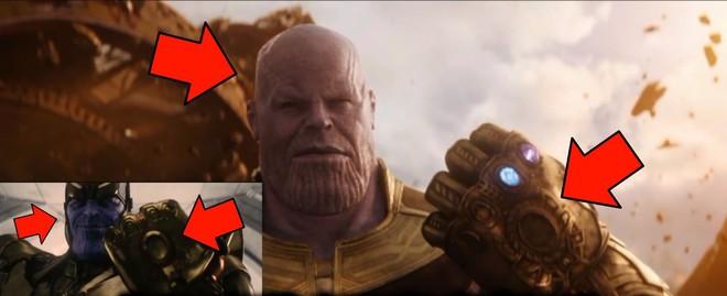 Doanh thu hơn 1 tỷ USD nhưng siêu bom tấn Avengers: Infinity war vẫn mắc lỗi ngớ ngẩn - Ảnh 13.
