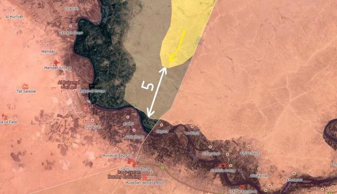 """Chiến dịch """"Bão cát trên các ốc đảo"""": Cơn hấp hối của IS tại Syria - Ảnh 2."""