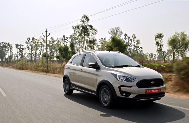 Chiếc xe 'mới cứng' của Ford vừa ra mắt giá gần 200 triệu đồng có gì nổi bật? - Ảnh 1.